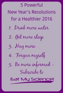 5 Surprisingly Simple New Year's Resolutions for a Healthier 2017