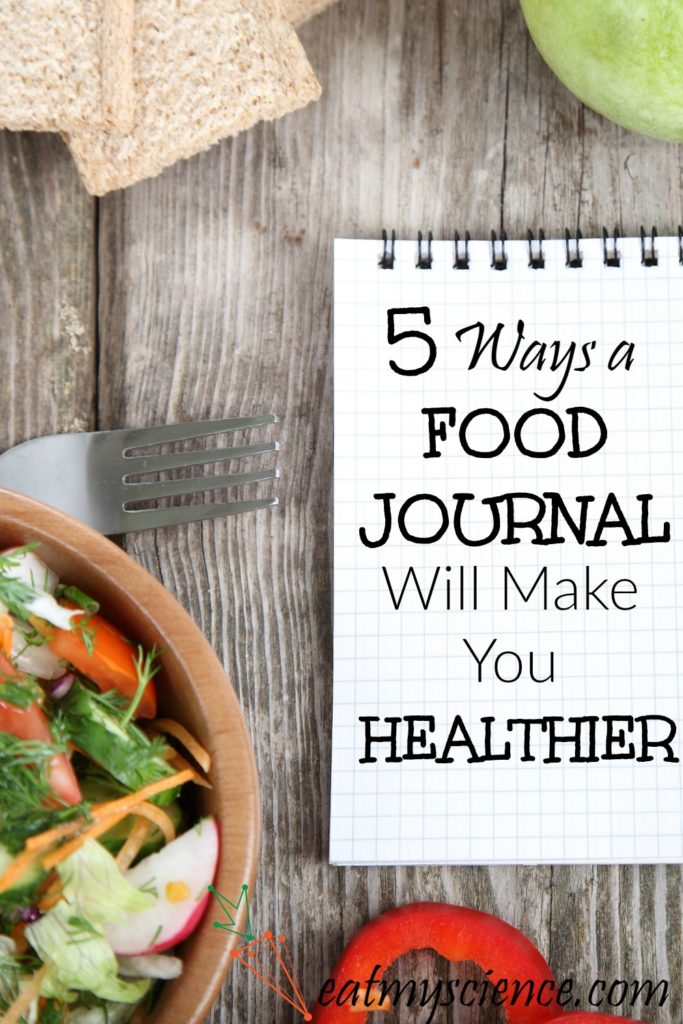 5 Ways a Food Journal Will Make You Healthier
