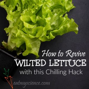 How to Revive Wilted Lettuce with this Chilling Hack