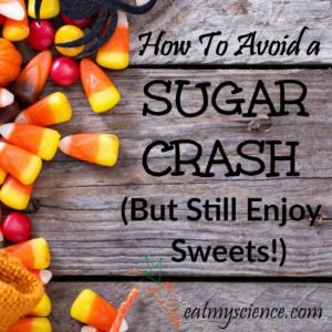 It is possible to enjoy sugary treats but avoid the sugar crash