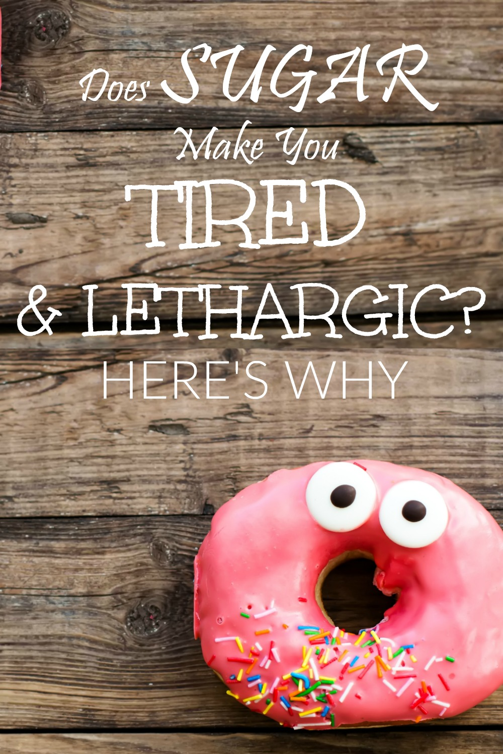 Does sugar make you tired, sleepy, lethargic, sick? Here's why it happens and what you can do about it