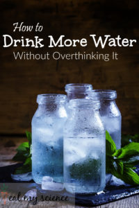How to Drink More Water Without Overthinking It